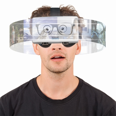 Virtual Reality 3D-360 Headset for Smartphones, Sphere Specs
