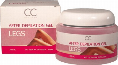 CC After Depilation Gel Legs