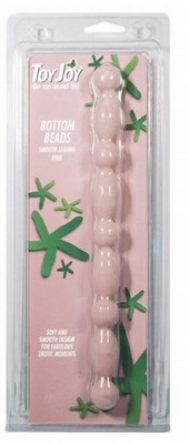 Bottom Beads - anaalballen roze