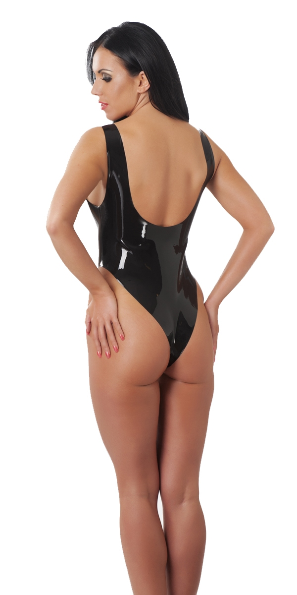 latex body stocking