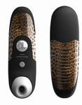 Womanizer stimulator W100, tijgerprint