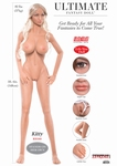 Ultimate Fantasy Dolls Kitty sexpop/ sexdoll - TOPPER
