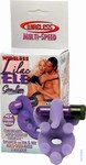 Lilac Ele Wireless Vibrerende Cockring
