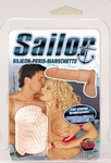 Sailor Silicone Cockring Tranparant